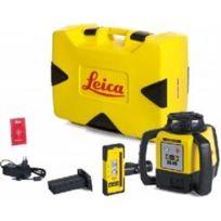 LEICA - LASER Rugby 640 à batterie avec coffret et cellule de réception Rod Eye 160- 6006000