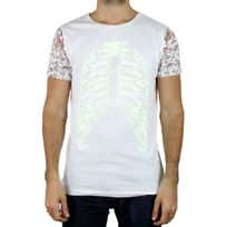 French Kick - T-shirt Bones and Butterfly