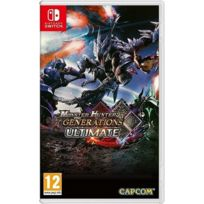 CAPCOM - Monster Hunter Generations Ultimate - Jeu Switch