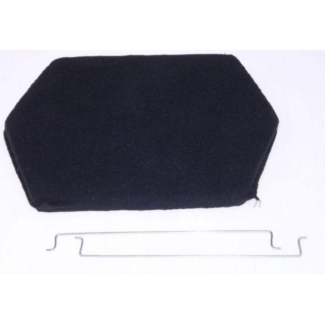 whirlpool - filtre charbon actif pour hotte aspirante ikea - pas