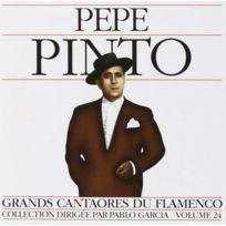 Le Chant du Monde - Pepe Pinto - Grands cantaores du flamenco Vol. 24