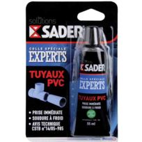 Bostik Sa - Sader - Colle tuyau Pvc 55ml