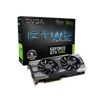 EVGA - GeForce GTX 1080 FTW2 GAMING iCX