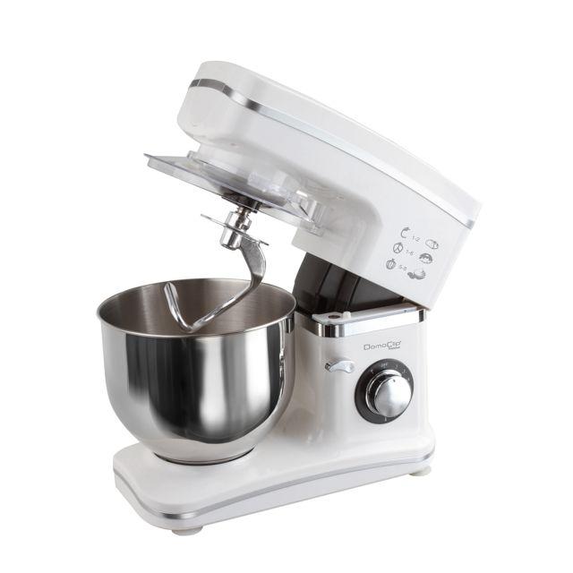 DOMOCLIP Robot pâtissier blanc DOP160W