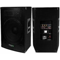 Ibiza Sound - DISCO-15-AMP - Enceinte amplifiée 800 W