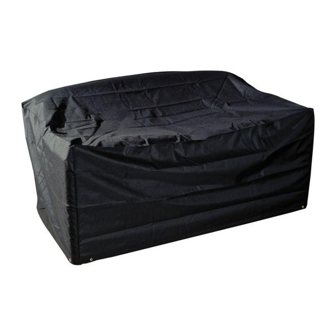 HABITAT ET JARDIN Housse modulaire sofa 2 places - 160 x 94 x 69 cm