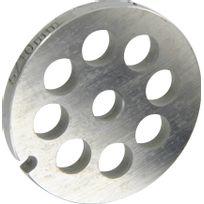 Reber - Grille inox Pour hachoir électrique ou manuel n°5 Trou 10mm