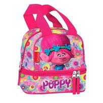 Trolls - Sac goûter isotherme Poppy Happy