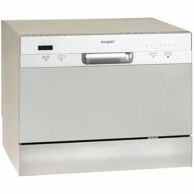 Exquisit Lave-vaisselle Gsp206 Argenté