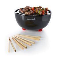 BARBECOOK - barbecue à charbon 31cm noir - 223.1500.050