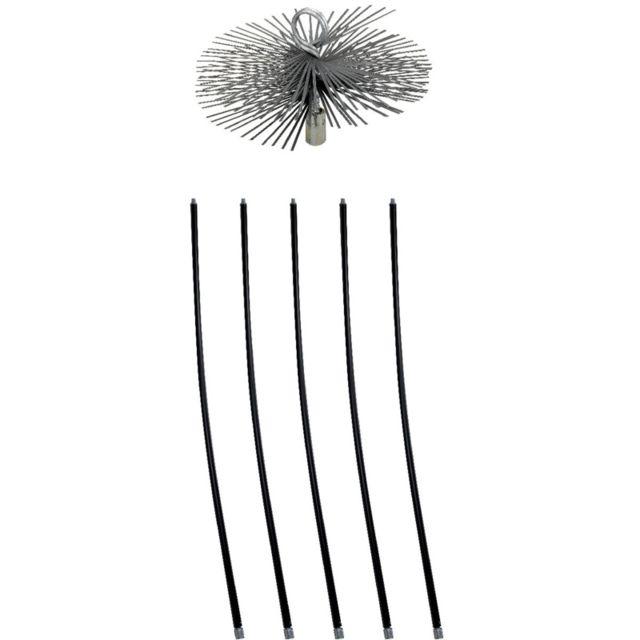 scid kit de ramonage 7 m x 200 mm nylon pas cher achat. Black Bedroom Furniture Sets. Home Design Ideas