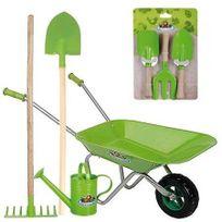 Esschert Design - Kit Outils de Jardinage pour Enfants