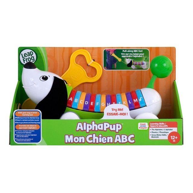 Vtech baby mon chien abc 81429f pas cher achat for Piscine b24
