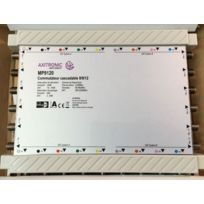 Axitronic - Mp9120 - Multiswitch Passif / commutateur cascadable 9/9/12