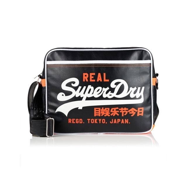 Pas Bandouliere Vente Up Cher Superdry Mashed Sac Alumni Achat SzMpGqUV