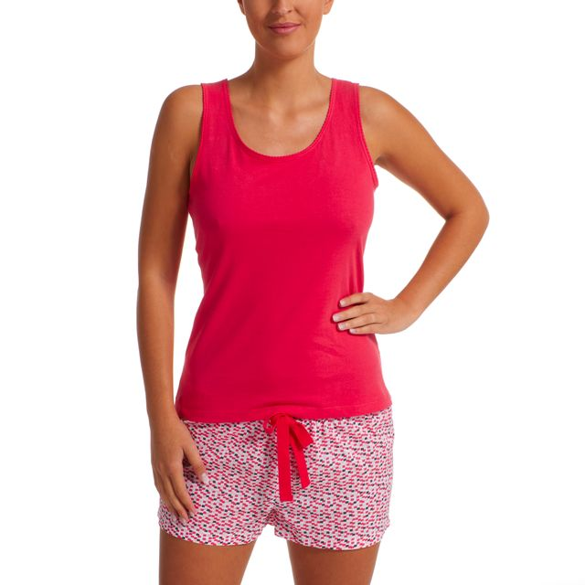 597b349f0467b TEX - Ensemble pyjashort débardeur + short - pas cher Achat   Vente ...