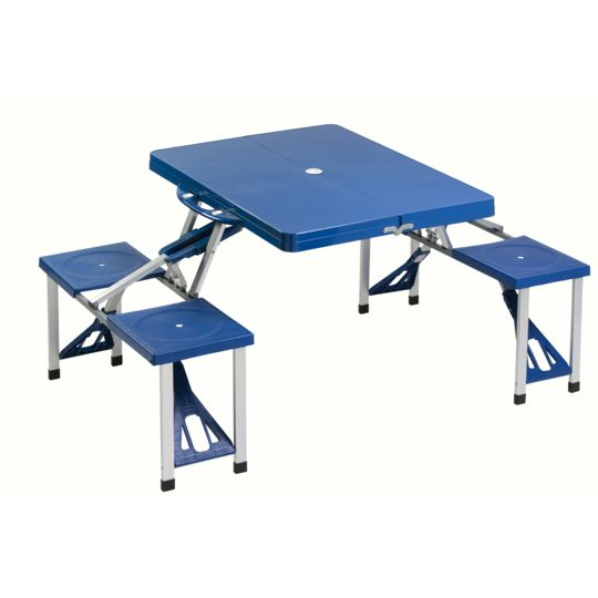 Table De Camping Valise Carrefour