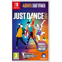 UBISOFT - JUST DANCE 2017 - SWITCH