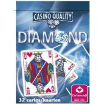 Cartamundi - Jeu de Société Diamond Jeu de 32 Cartes Belote Blister