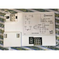 Cosmogas - 62110010 - Platine d'allumage avec boîte et réarmement manuel