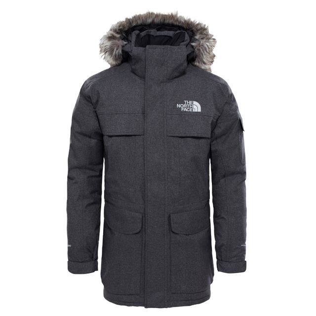 The north face - Veste Mc Murdo Gris
