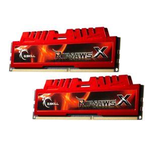 G.SKILL - Ripjaws X 8 Go 2 x 4 Go DDR3 1600 MHz Cas 9