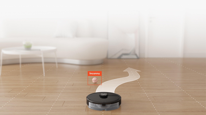 S6 MAX V - Aspirateur robot