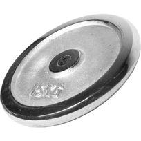 Gorilla Sports - Poids disque chromé 15 kg