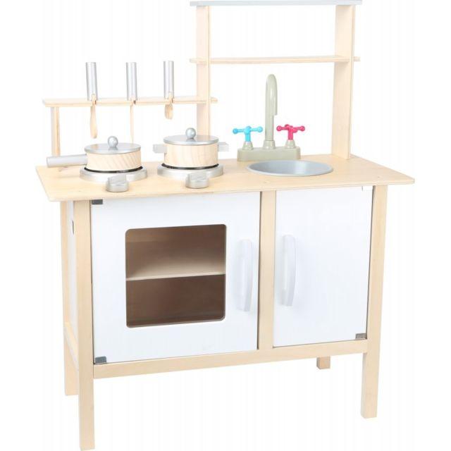 small foot company cuisine pour enfants maison de campagne pas cher achat vente kits. Black Bedroom Furniture Sets. Home Design Ideas