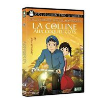 Ghibli - La colline aux coquelicots Dvd