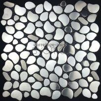 Sygma-group - mosaique carrelage inox pour sol et mur douche et salledebain mi-gal