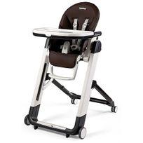 Peg Perego - Chaise haute bébé Siesta Cacao