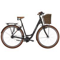 Ortler - Rembrandt - Vélo de ville - noir