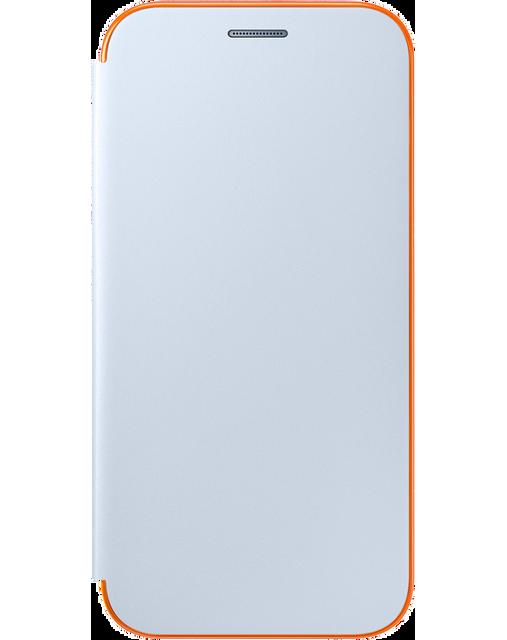 Samsung Neon Flip Cover Galaxy A3 2017 - Bleu