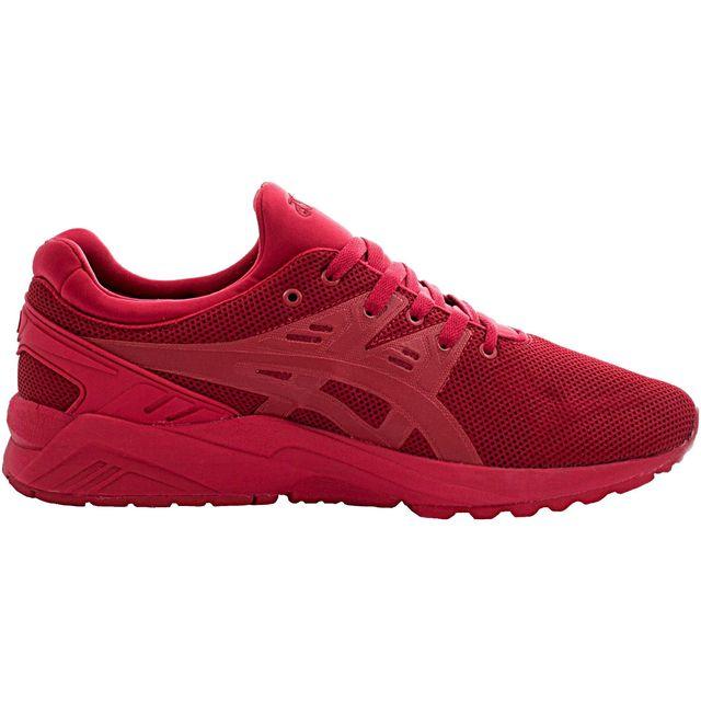 asics gel kayano trainer rouge