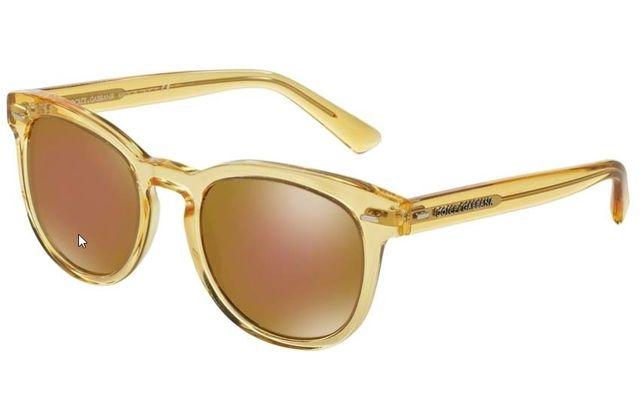 9d42f576f72f2 Dolce   Gabbana - Lunette de soleil Dolce Gabbana 0DG4254 2825F9 ...