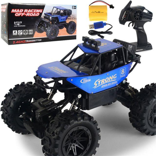 MGRC 1:14 2.4G 2WD Driver Voiture de télécommande sans fil haute vitesse tout-terrain