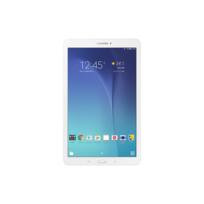 Samsung - Galaxy Tab E - 9.6'' Full HD - 8Go - Blanc