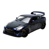 Jada - Toys - 97036BL - Nissan - Gt-r35 - 2009 - Fast And Furious 7 - ÉCHELLE 1/24