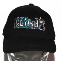 Blind - Casquette flexfit enfant Reaper Black blue