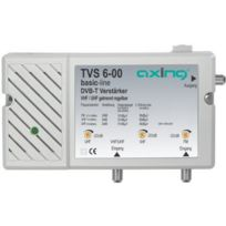Axing - Amplificateur de ligne pour Tnt et Fm