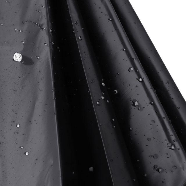 Insma Aménagement de bassin renforcé de membrane de Hdpe de piscines de jardins de revêtement d'étang de poissons 8 8/8 10M