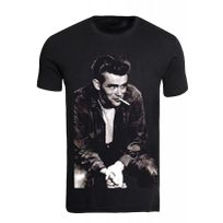 Magic custom - James Dean - T shirt Vintage