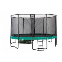 Exit - Trampoline Supreme 457cm + Filet de Protection