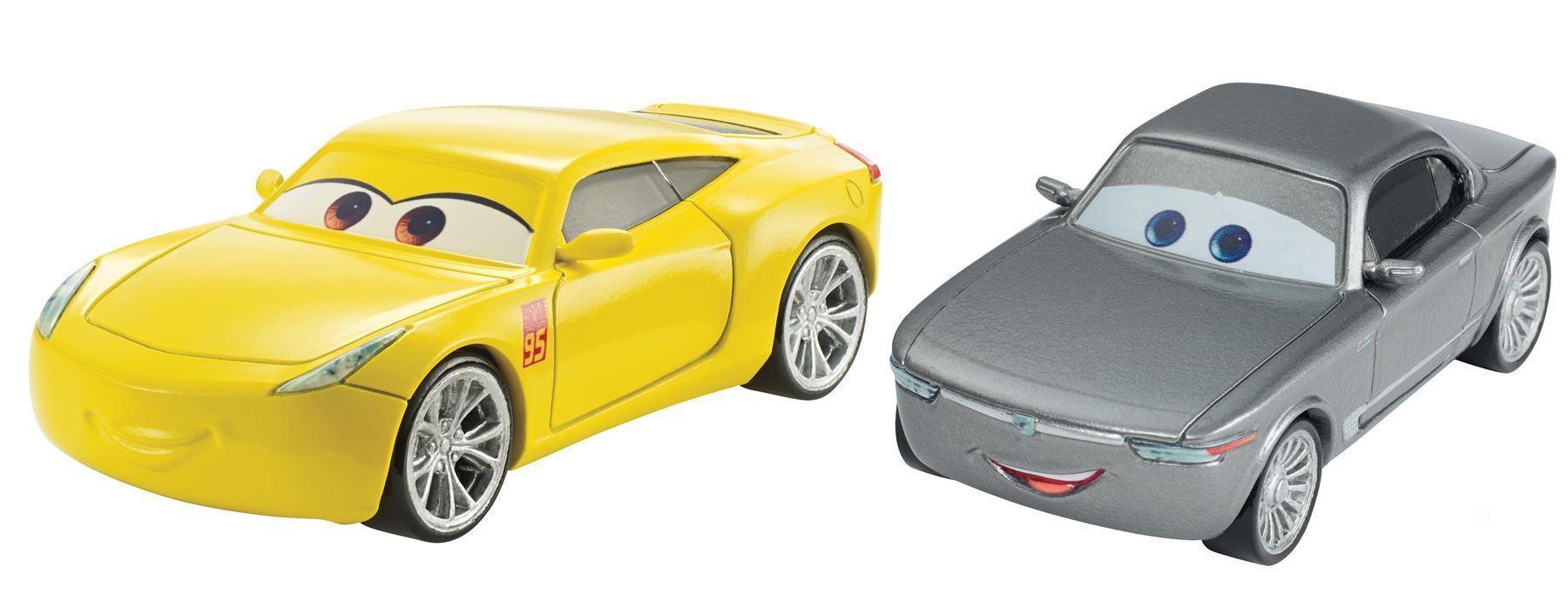 MATTEL Véhicule Cars3