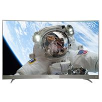 "THOMSON - TV LED 55"" 139 cm, incurvée Ultra HD 4K - HDMI x3 - Classe A+ - Android TV"