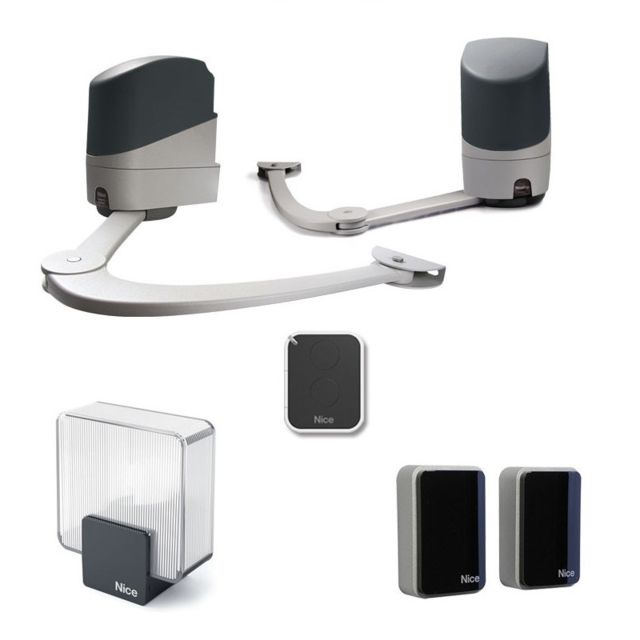 nice popkit 7124 motorisation portail 2 battant pas. Black Bedroom Furniture Sets. Home Design Ideas