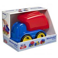 Miniland - 8227468 - VÉHICULE - Minimobil - Camion De Recyclage - 18 Cm