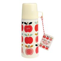 "Dotcomgiftshop - Bouteille isotherme ""Vintage Apple"
