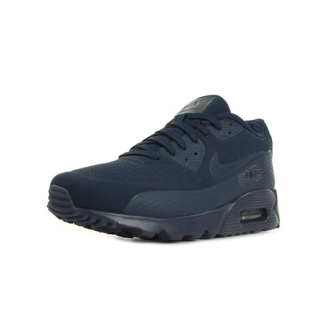 3974608fc67aa Nike - Air Max 90 Ultra Moire - pas cher Achat   Vente Baskets homme ...